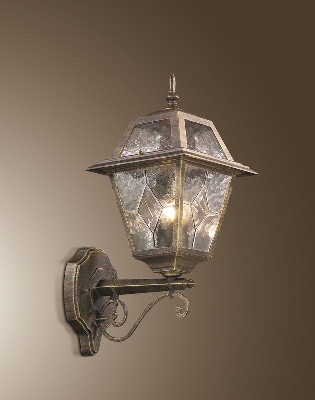 Уличный светильник настенный Odeon Light Outer 2315/1W