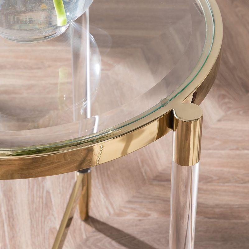 Кофейный стол LH Mirror Home Стерлинг BD-227398. Фото №1