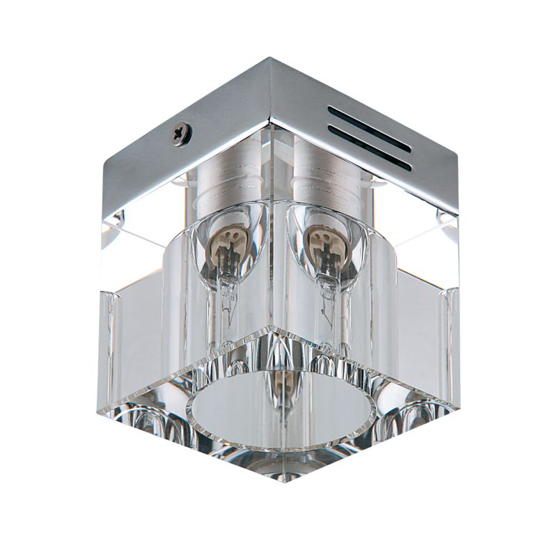 Светильник точечный накладной Lightstar Alta qube 104010