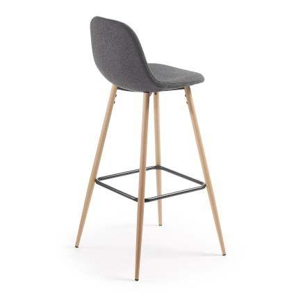 Барный стул La Forma (ex Julia Grup) Nilson 52520. Фото №1