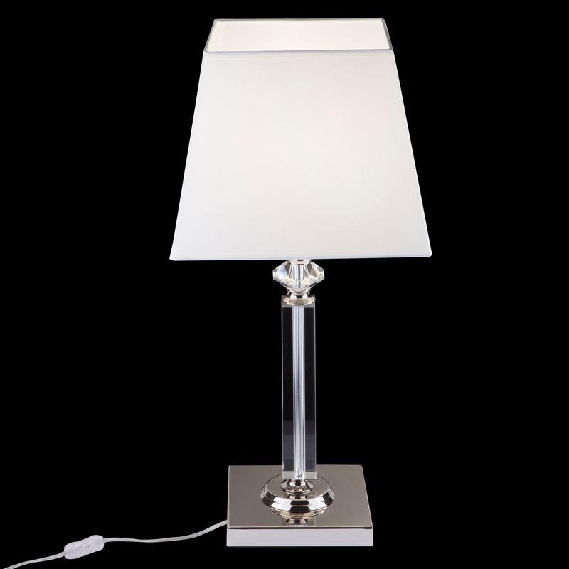 Настольная лампа Maytoni Chandler MOD019TL-01CH. Фото №1