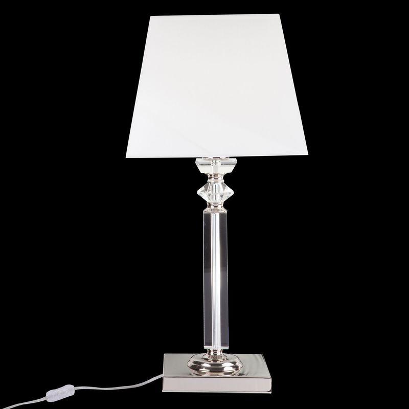 Настольная лампа Maytoni Chandler MOD019TL-01CH. Фото №4