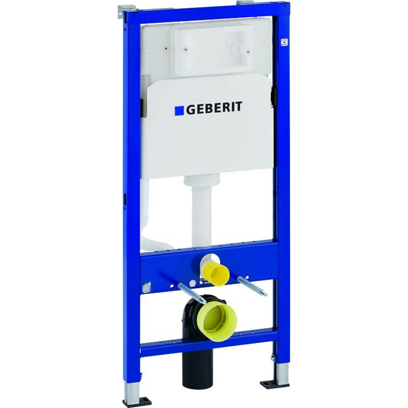 Инсталляция  Duofix Basic для подвесного унитаза Geberit Delta 12 cm 458.103.00.1 механика