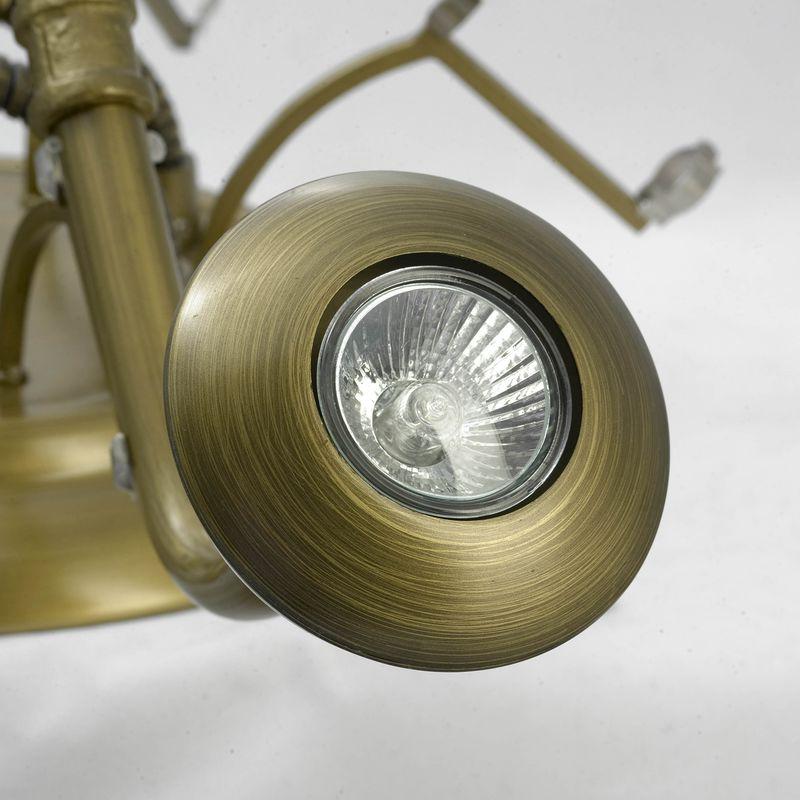 Потолочный светильник MERRICK LSP-9755. Фото №1