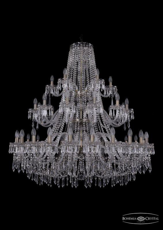 Люстра Bohemia Ivele Crystal 1403/24+12+6/460/3d Pa