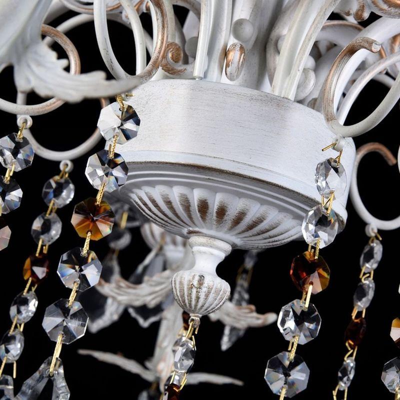 Потолочная люстра Elegant 41 ARM400-07-W. Фото №5