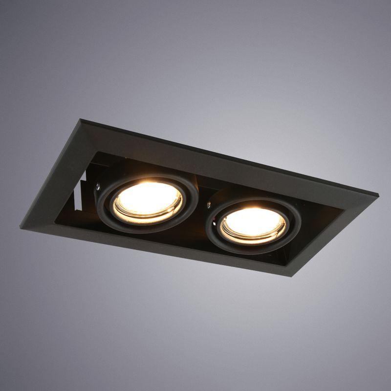 Уличный светильник Arte Lamp Cardani piccolo A5941PL-2BK