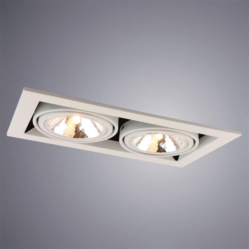 Уличный светильник Arte Lamp Cardani semplice A5949PL-2WH