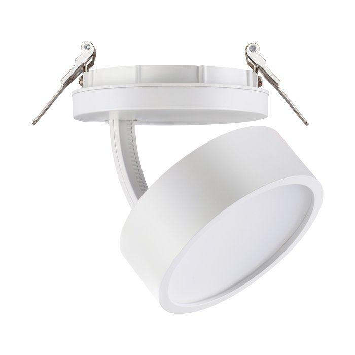 Встраиваемый светодиодный светильник NovoTech Prometa 357879