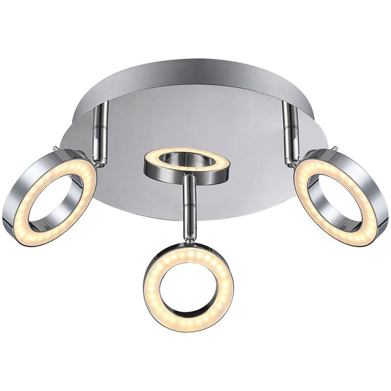 Светильник потолочный (спот) ORELL 56107-3. Фото №2
