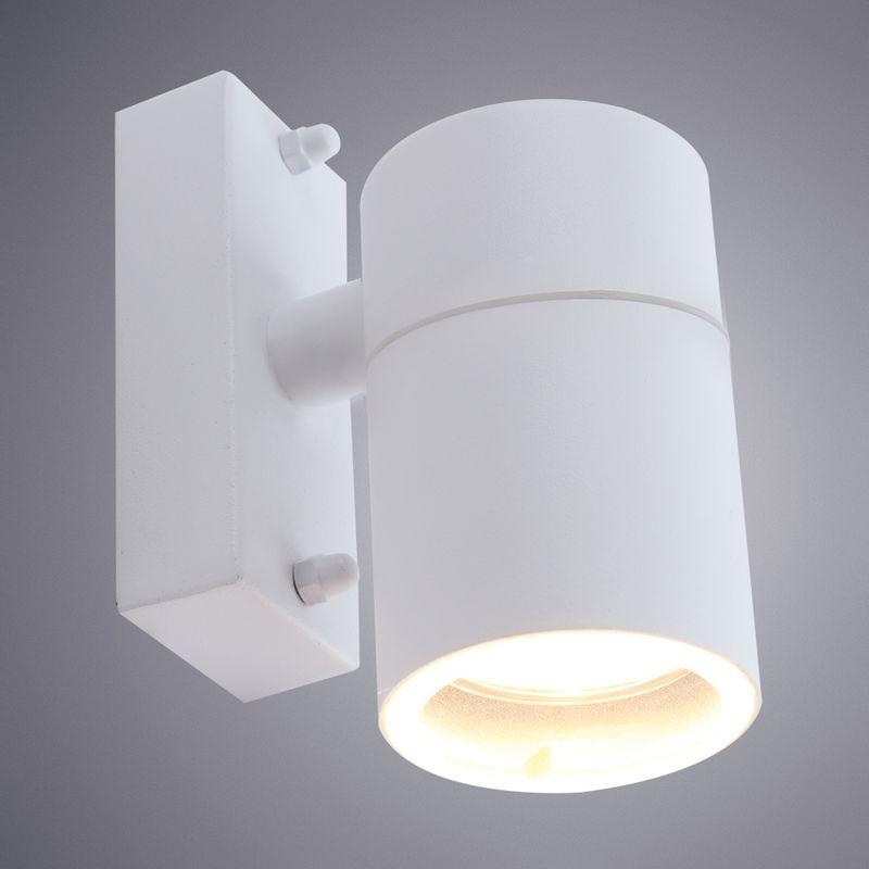 Уличный светильник Arte Lamp Mistero A3302AL-1WH