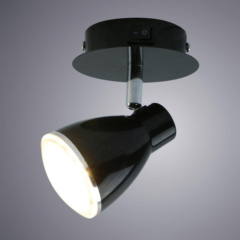 Спот Arte Lamp Gioved A6008AP-1BK