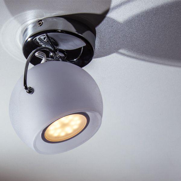 Светильник точечный накладной Fabi 110514. Фото №1