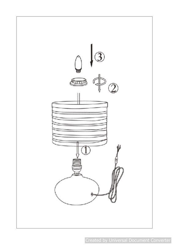 Настольная лампа TINA 14559/81/32. Фото №2