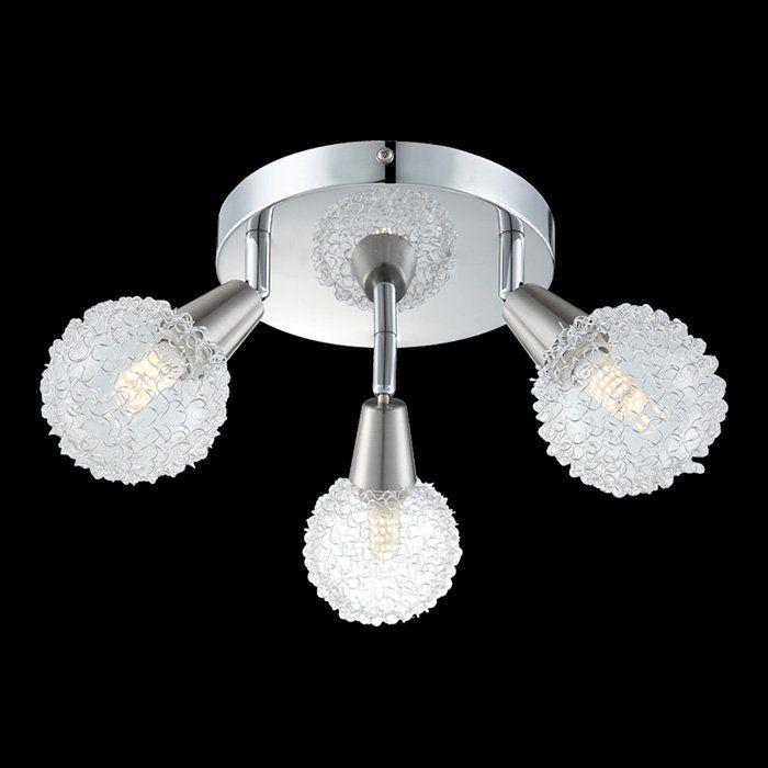 Светильник настенно-потолочный (спот) CICER 56039-3. Фото №1