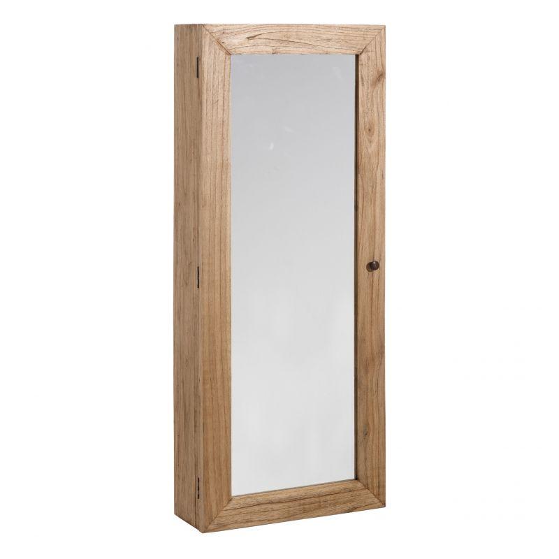 Зеркало настенное-шкаф To4rooms BD-916085