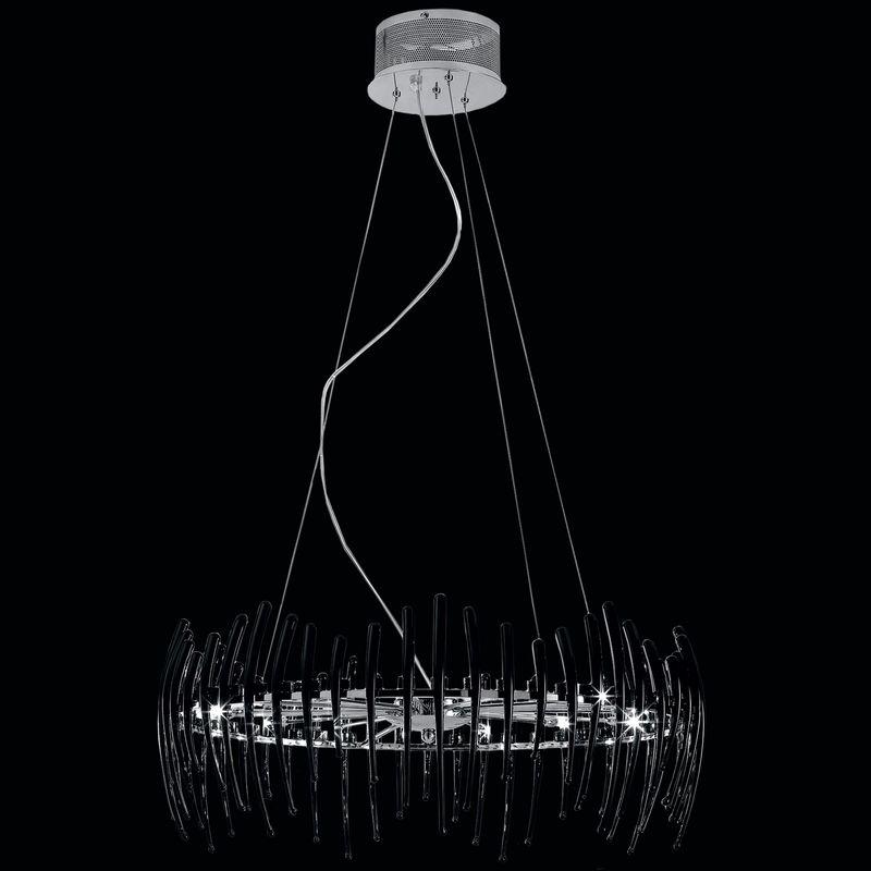 Подвесная люстра Арго Черный CL252153. Фото №1