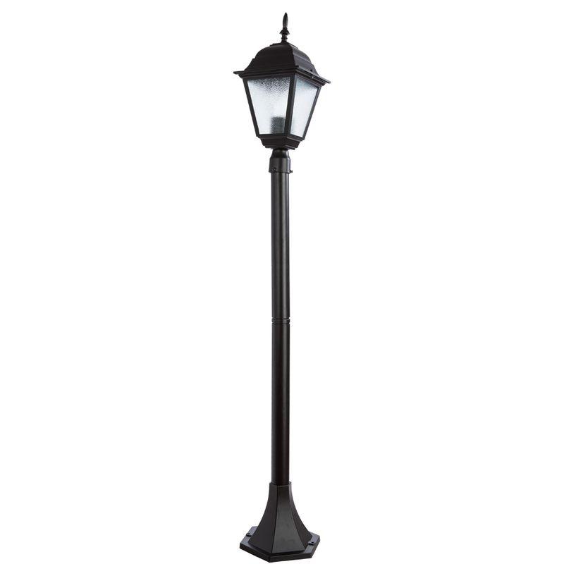 Уличный светильник Arte Lamp Bremen A1016PA-1BK