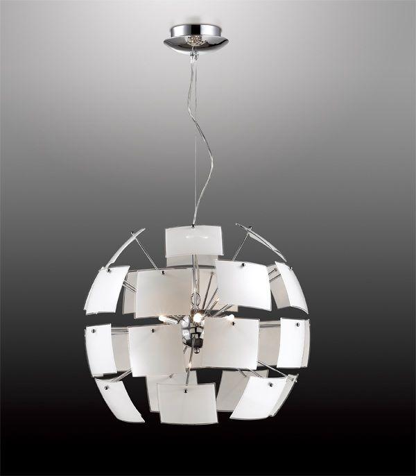 Люстра подвесная Odeon Light Vorm 2655/6
