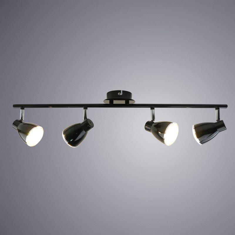 Спот Arte Lamp Gioved A6008PL-4BK