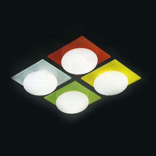 Настенно-потолочный светильник Leucos GIO 0404050364802. Фото №1