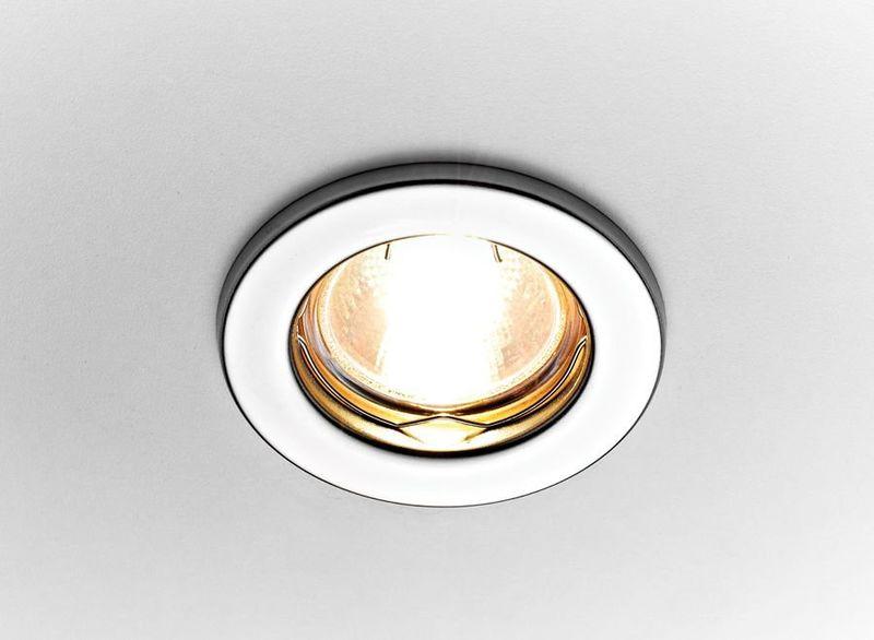 Встраиваемый светильник FT9210 CH