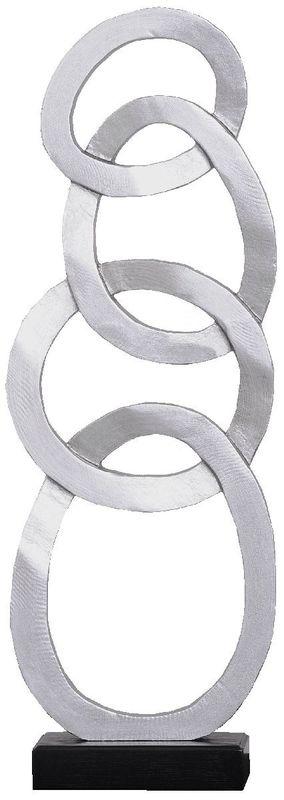 Скульптура 4 кольца-2 16792D