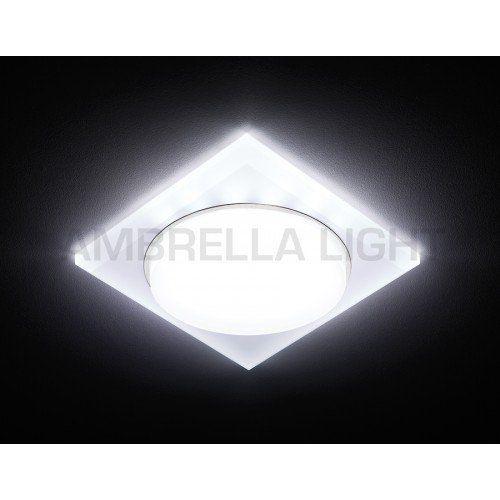 Встраиваемый светильник G215 CH/WH