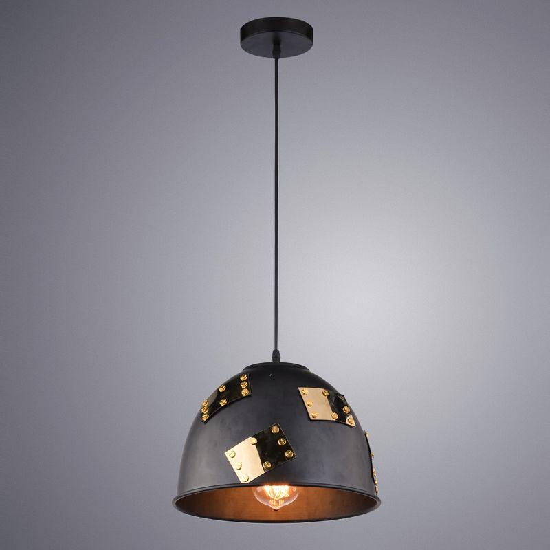Светильник подвесной Arte Lamp Eurica A6023SP-1BK
