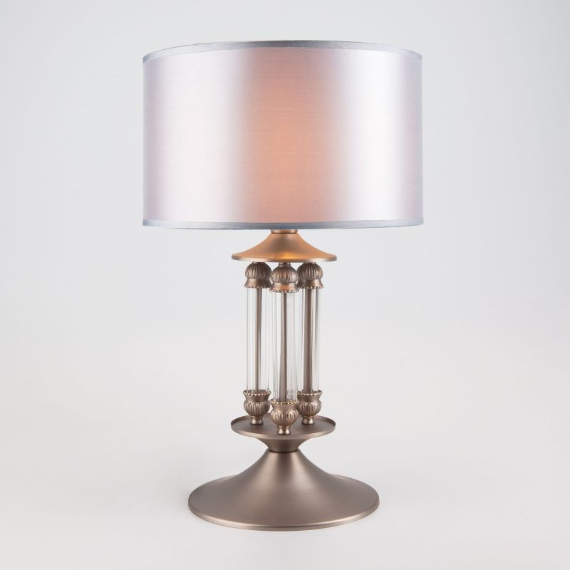 Настольная лампа Eurosvet Adagio 01045/1 сатин-никель
