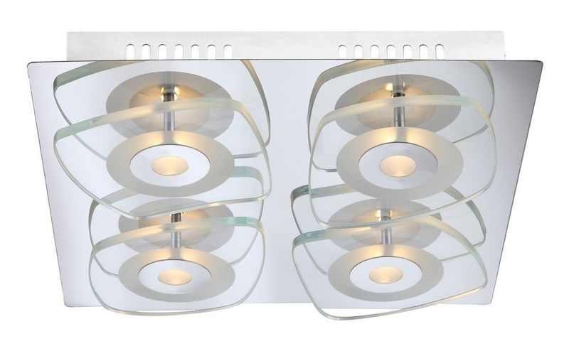 Светильник потолочный (тарелка) ZARIMA 41710-4