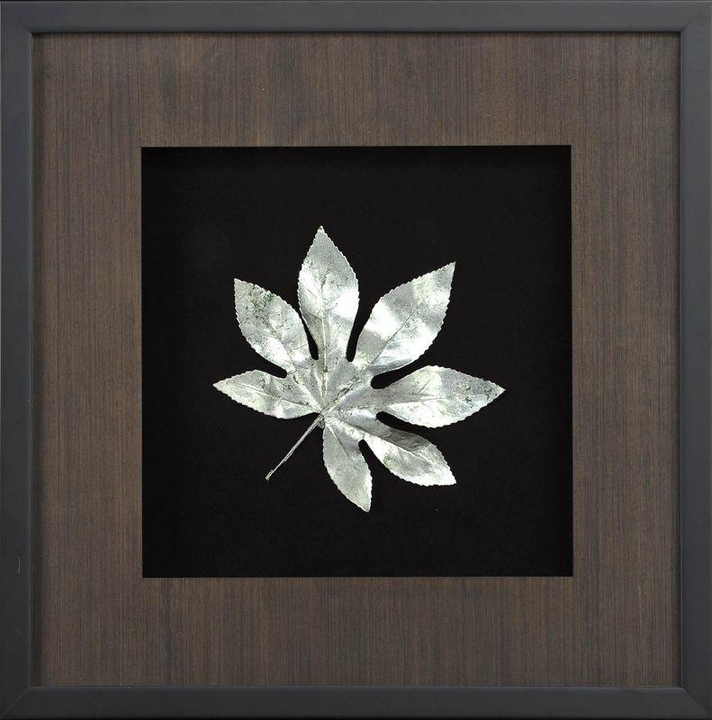 Панно Большие листья-4 9835D