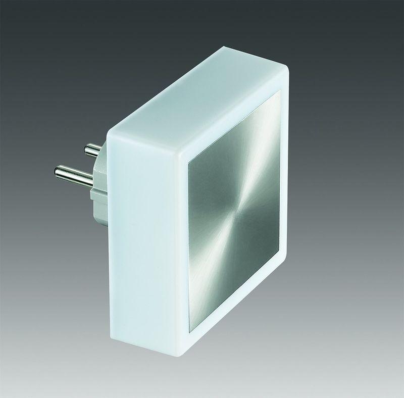 Светильник-ночник (в розетку) светодиодный с выключателем NovoTech night light 357321