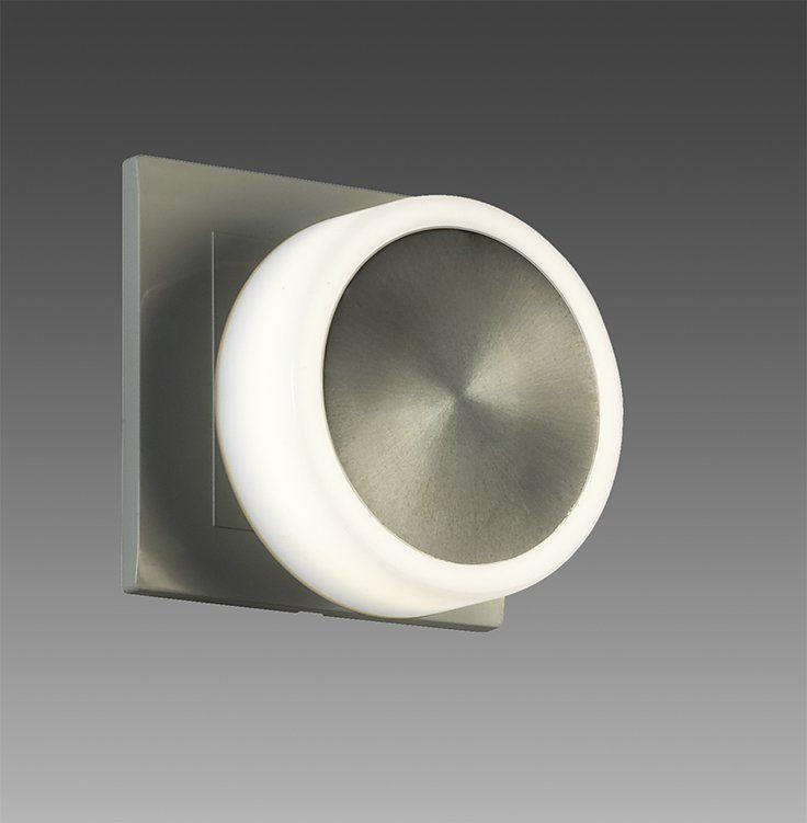 Светильник-ночник (в розетку) светодиодный с выключателем NovoTech night light 357321. Фото №2