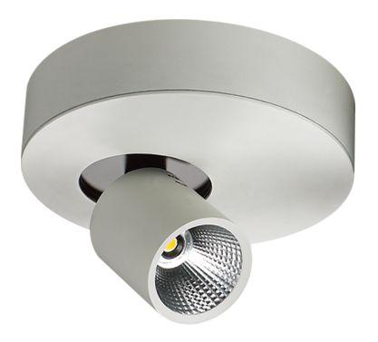 Встраиваемый светильник TUBE 150.1-7W-WT