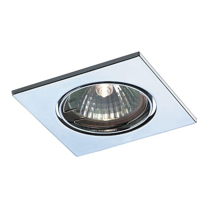 Точечный встраиваемый светильник NovoTech QUADRO 369347