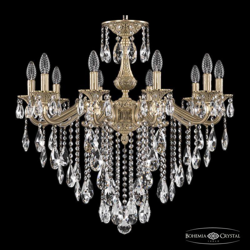 Люстра Bohemia Ivele Crystal 72102/10/250 B FP