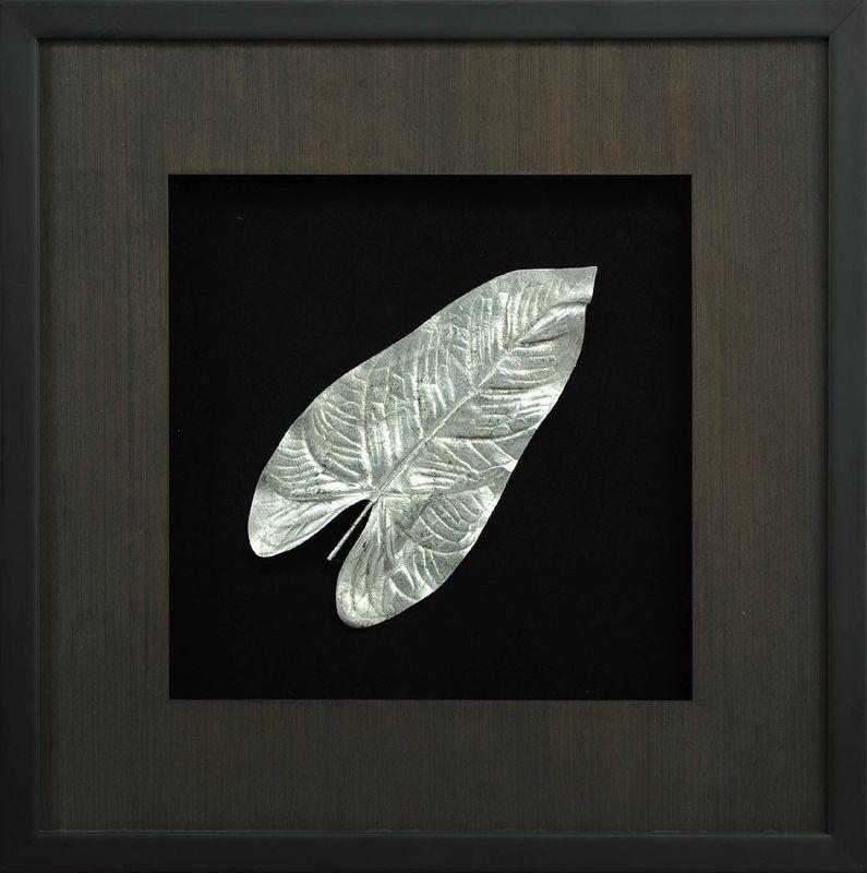 Панно Большие листья-2 9835B