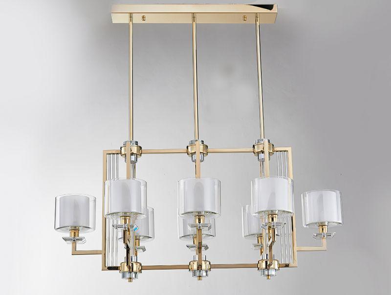 Подвесной светильник Newport 4400 4408/S gold