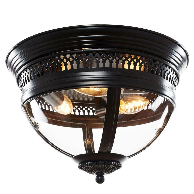 Светильник потолочный LOFT3319-BL