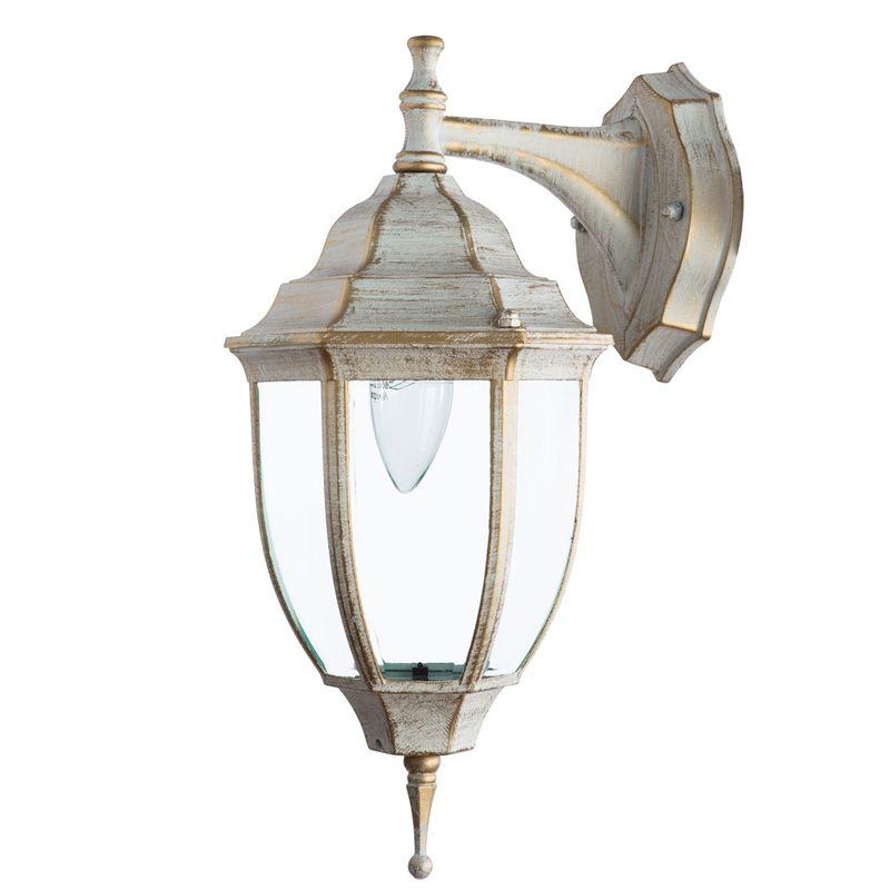 Настенный уличный светильник Arte Lamp Pegasus A3152AL-1WG