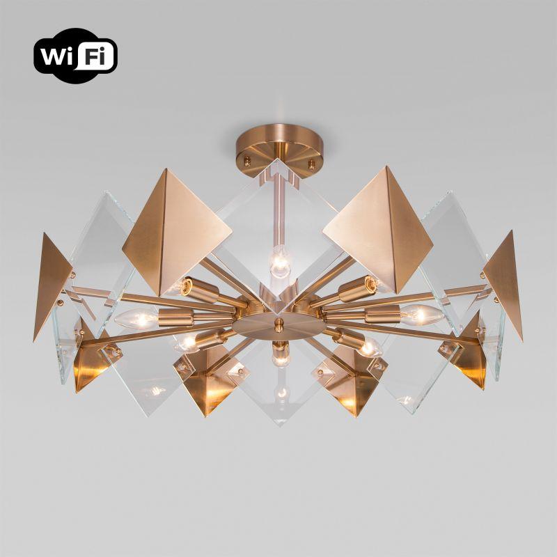 Потолочный светильник с управлением по Wi-Fi Eurosvet Origami 60121/8