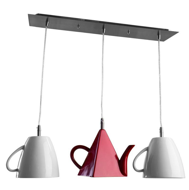 Подвесной светильник Arte Lamp Cafeteria A6605SP-3WH