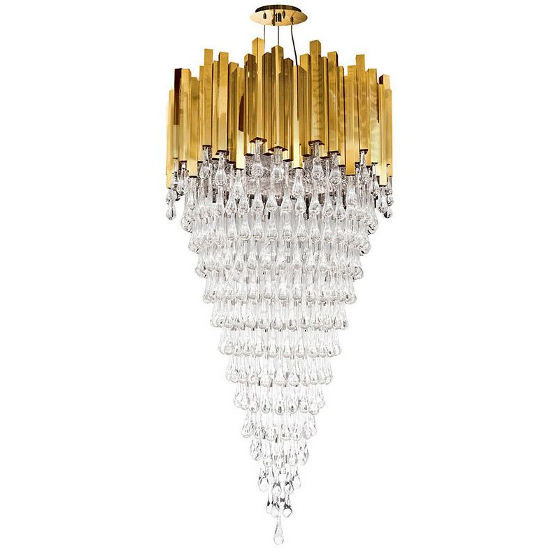 Люстра Delight Collection Trump KM0988P-26 gold