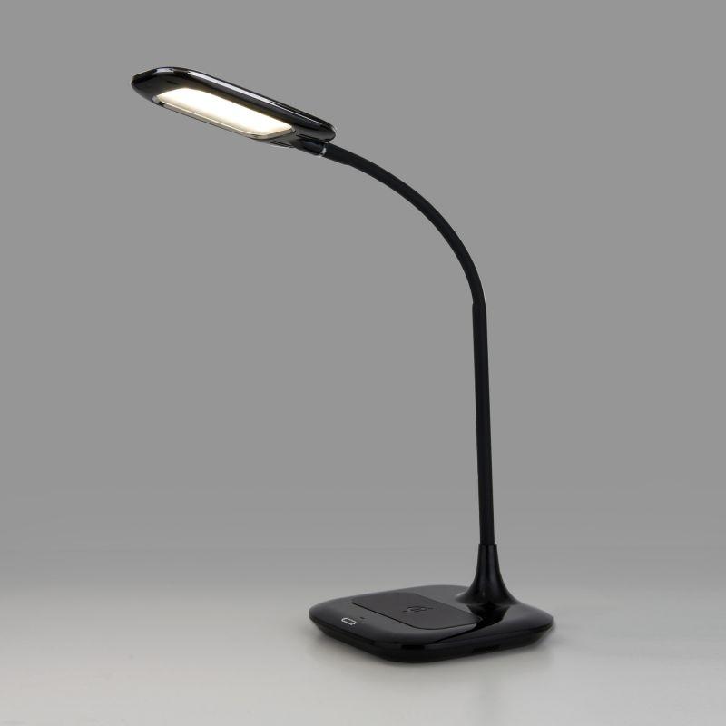 Настольная лампа Eurosvet Effi 80419/1 черный