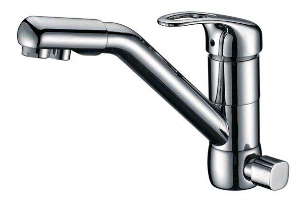 Смеситель для кухни Zorg Sanitary ZR 400 KF-12