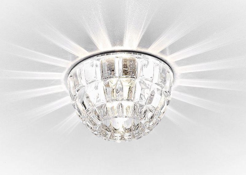 Встраиваемый светильник D4180 Big CH/W