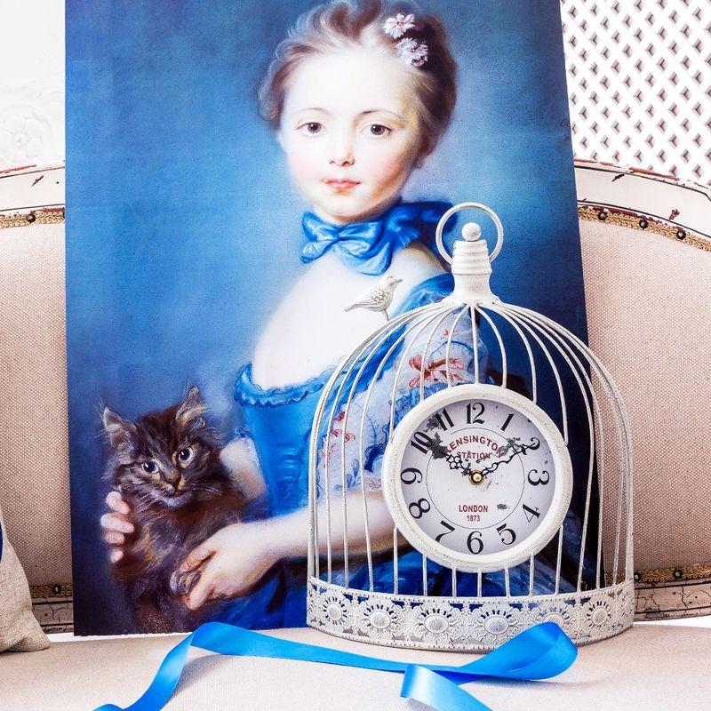 Настенные часы Волшебный сад 5376. Фото №2