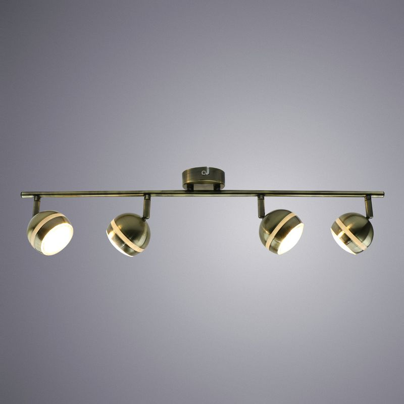 Спот Arte Lamp Venerd A6009PL-4AB