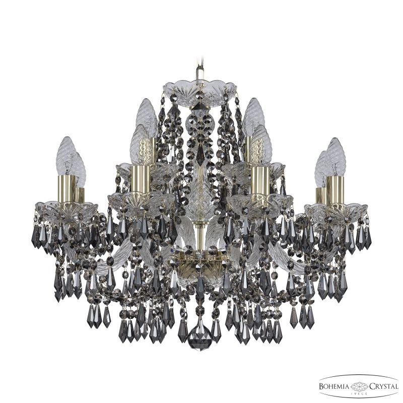 Люстра Bohemia Ivele Crystal 1403/8+4/195 G R781